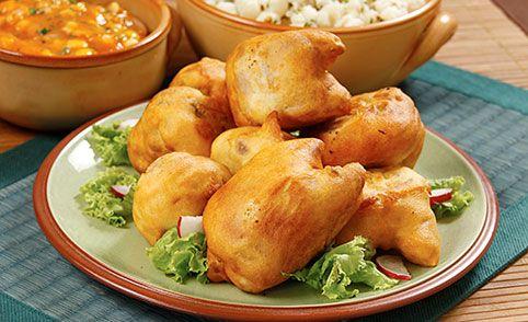 patas de cerdo emborrajadas recetas ecuatorianas con pollo emborrajados de pata de chancho