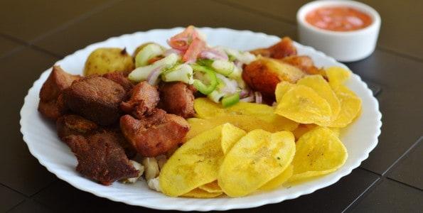 fritada ecuatoriana
