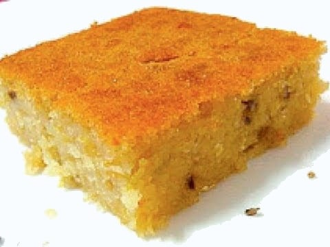 pastel de maíz